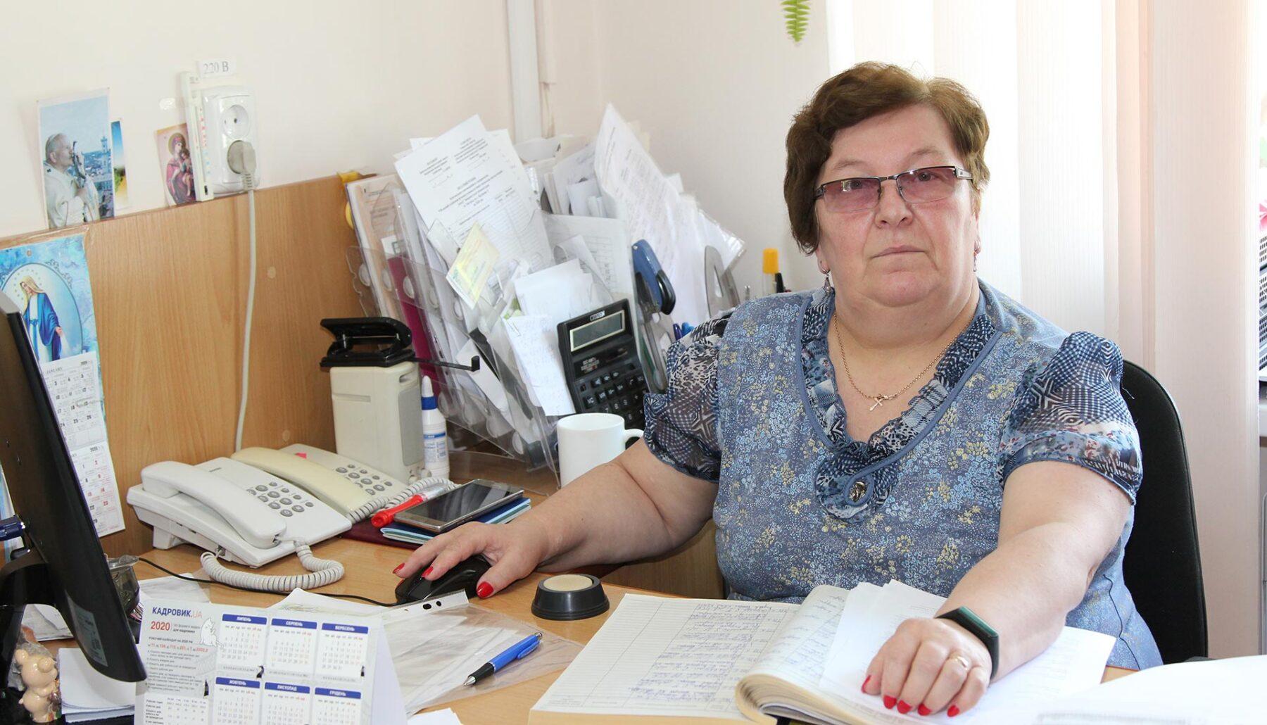 Візавер Марія Миколаївна